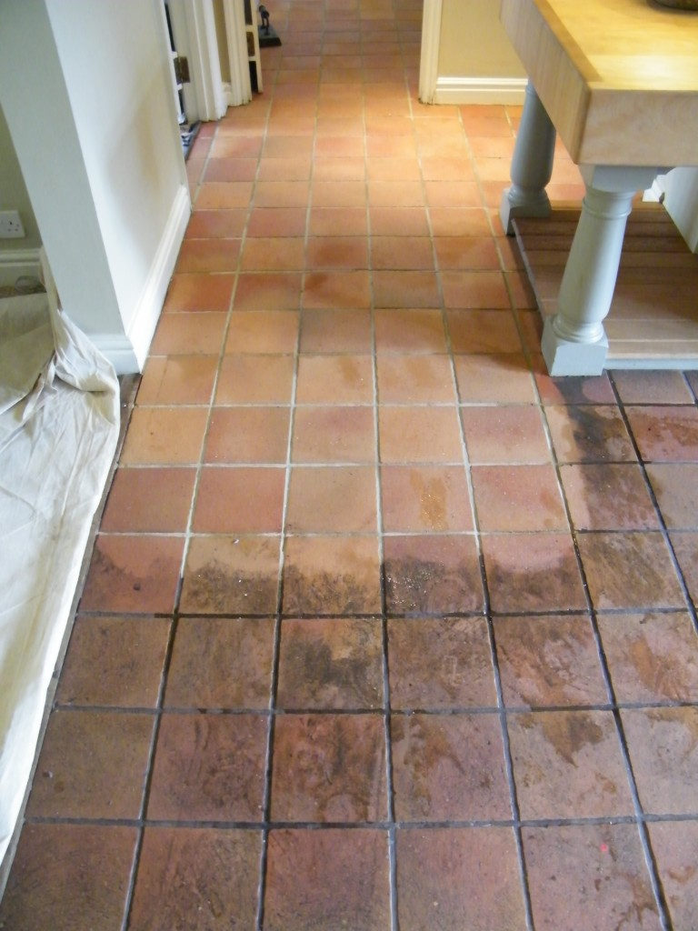 Quarry tile floor for mrs connelly in stapleford nr tarvin related dailygadgetfo Choice Image