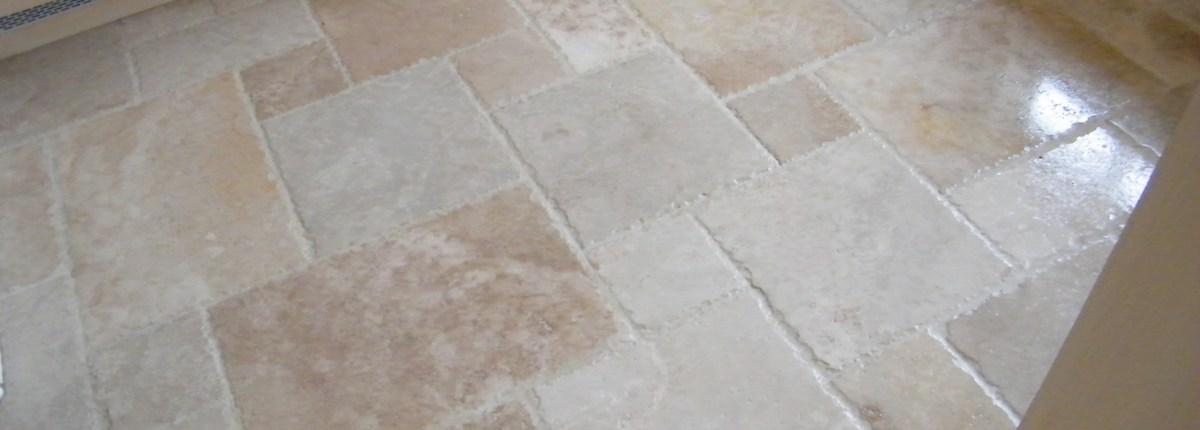 Travertine Floor Cleaning Cheshire Tile Stone Medic