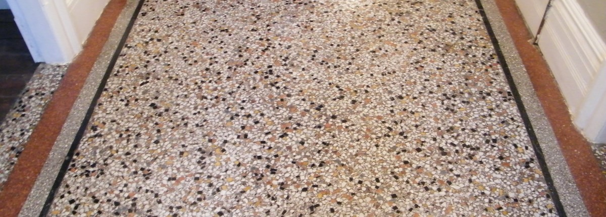 Terrazzo Floor Cleaning Services