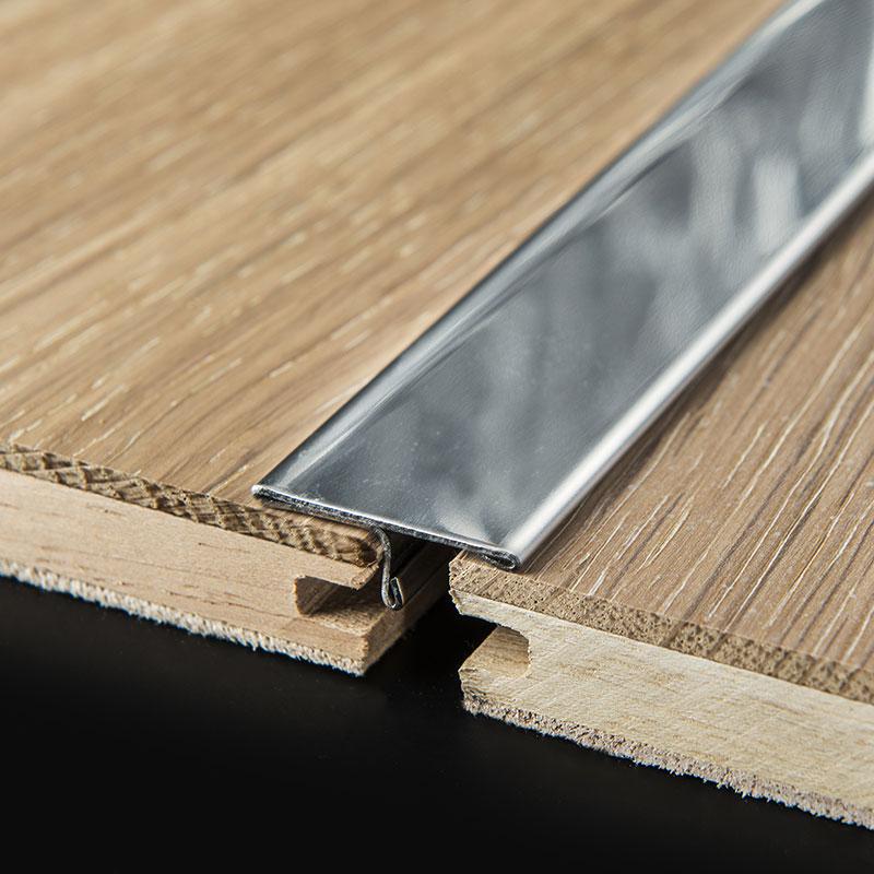 Stainless Steel T Bar 25mm Wood Trims Tile Amp Wood Flooring