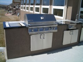 Outdoor Kitchens and BBQ Islands in Fort Collins, Loveland, Greeley, Northern Colorado