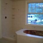 Kerdi shower tile installation Fort Collins, Colorado