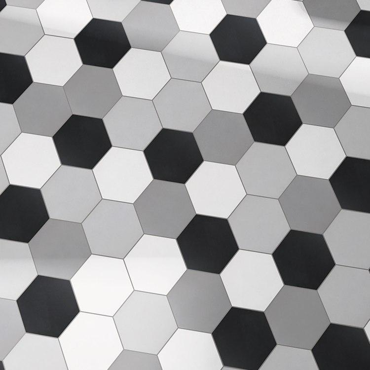 retro 8 hexagon tile tiledaily