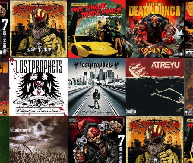 Five Finger Death Punch War Answer American Wallpaper Tiled