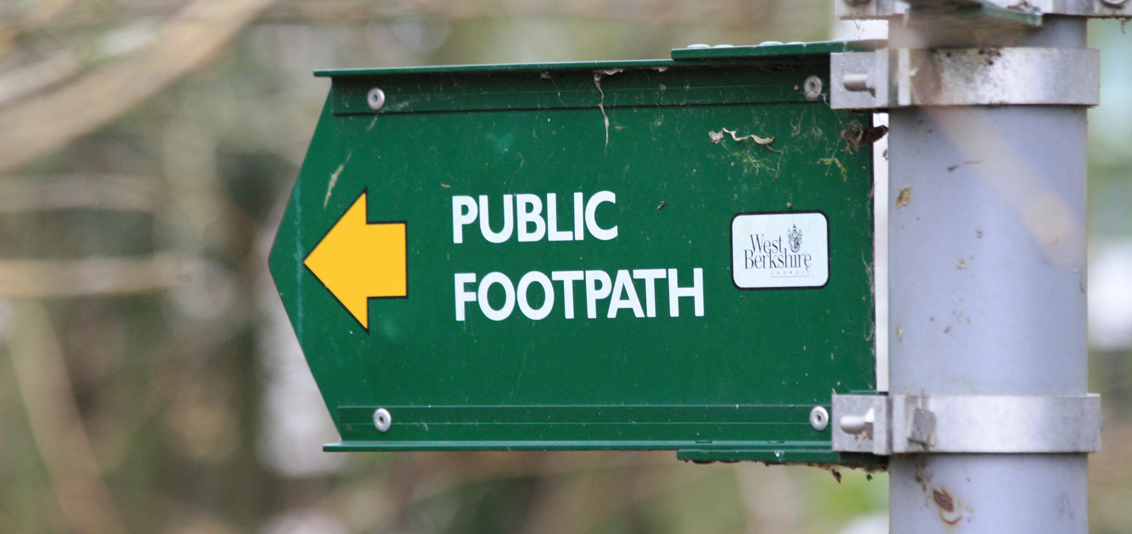 Footpath Quiz