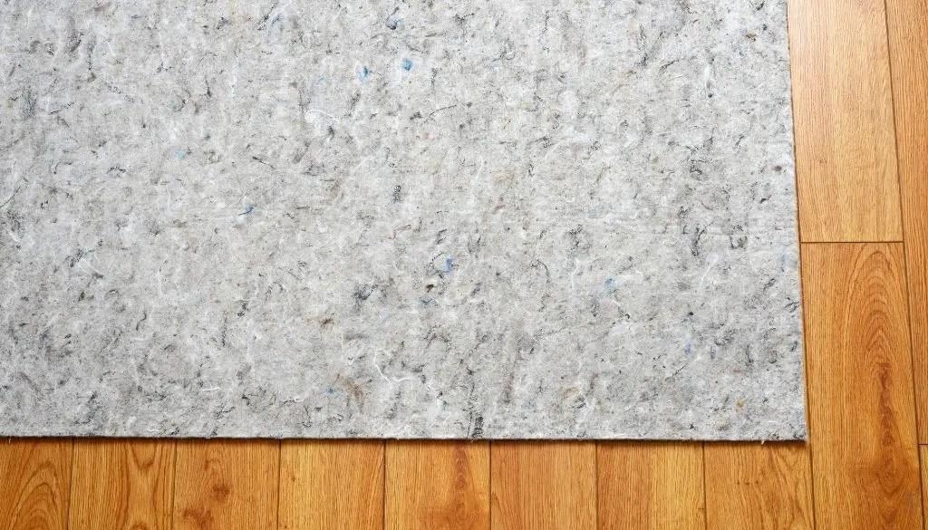 floor mat from sliding on vinyl floor