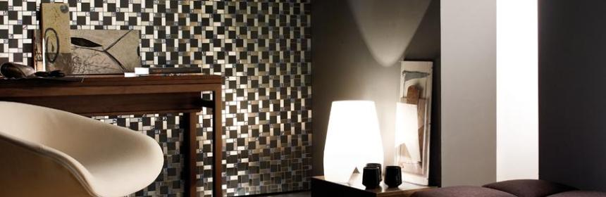 From Mosaico+ - Dialoghi custom mosaic tile collection