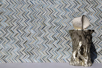 Surin zig & zag pattern takes its color palette from islands' pristine beaches, clear bays and lush jungles
