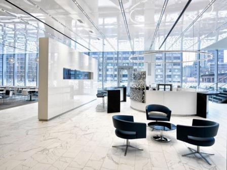Commercial Grand Prize Winner - Gensler - Kaye Scholer Headquarters - New York, NY
