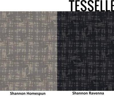 Tesselle's Shannon Cement Tiles Inspired by Textile