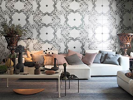 Marcel Wanders for Ceramica Bardelli - Eve collection