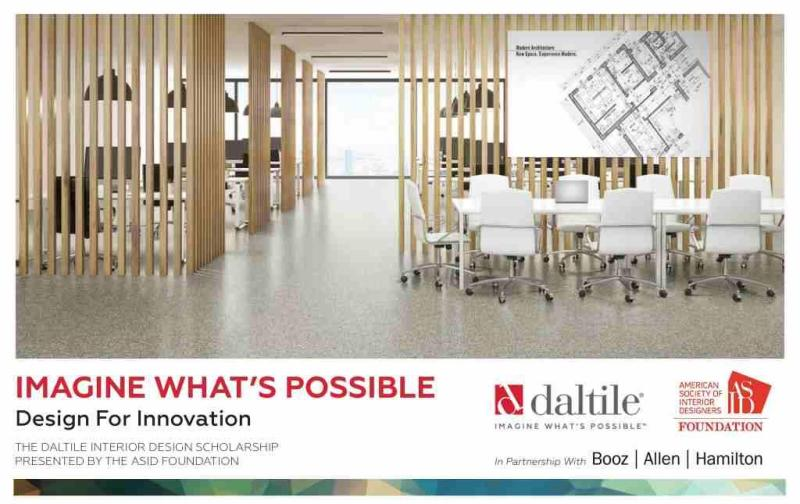 Sixth annual Daltile Interior Design Scholarship, presented by the ASID Foundation