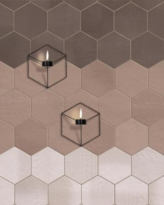 Gruppo Romani's Cir MAT concrete-look tile  collection