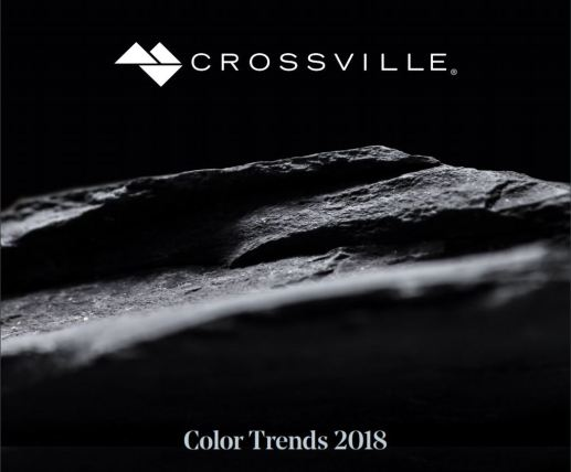 Crossville Unveils 2018 Color Trend in Recently Released Look Book
