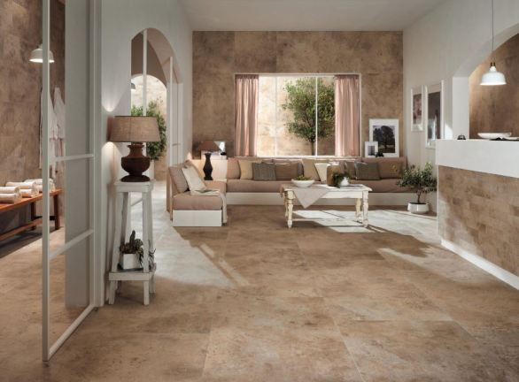 Atlas Concorde's New Aix Tile Collection Reflects Architecture, Nature