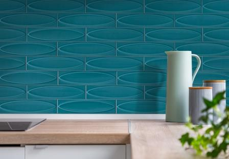 Ege Seramik Debuts Salento Sculpted Wall Tile