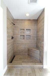 Laticrete HYDRO BAN Sloped Shower Pans Linear Drain