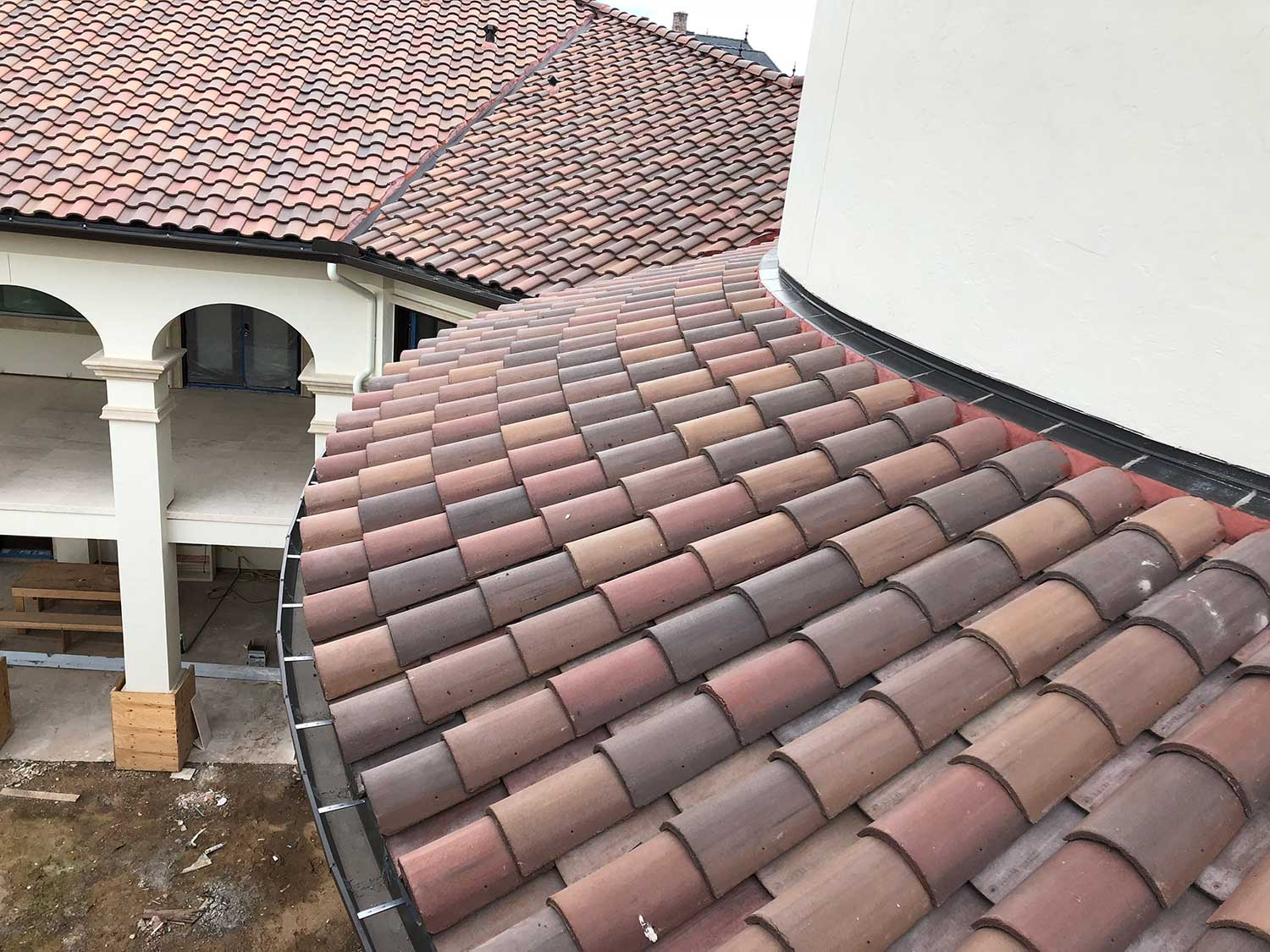 clay tile roofing clay tile roofing