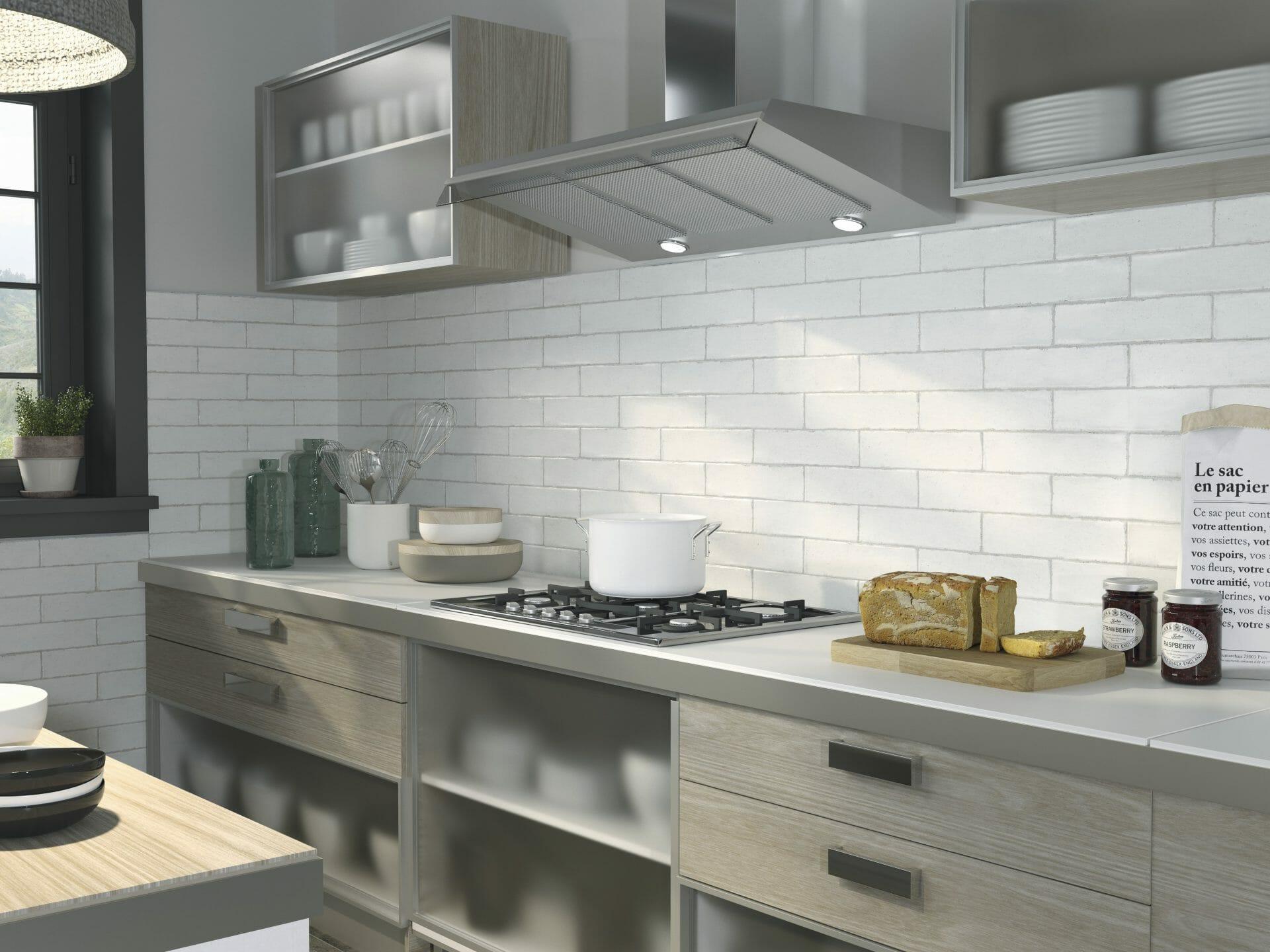 Calpe White International Tiles