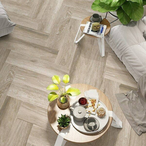 Tesola Taupe Ceramic Tile - Matte - 12 x 12 Any quantities below 250 pieces or one pallet we suggest you press the Check Stock button to verify physical availability. Sandalo Limed Oak Wood Effect Ceramic Floor Tile Tiles247