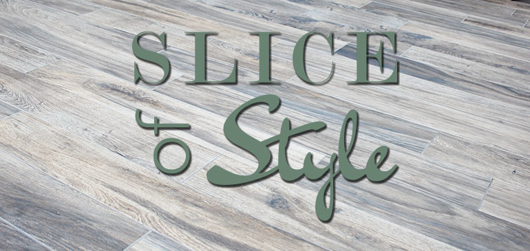 Slice of Style December 2015 - 3 benefits of wood imitation porcelain tile