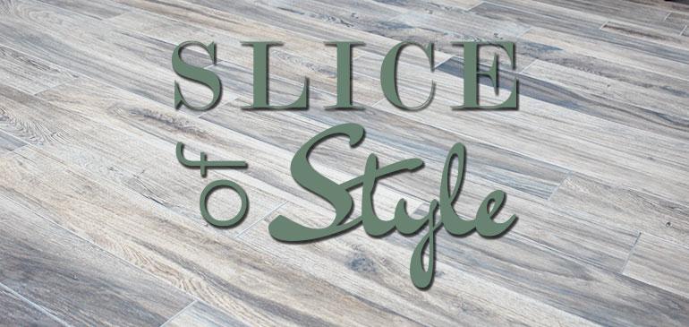 Slice of Style December 2015 - 3 benefits of wood imitation porcelain tile