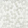 """Jeffrey Court Diamond 12x12 5/8"""" Hexagon Speciality"""