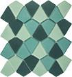 Jeffrey Court Marina Strand Mosaic Matte