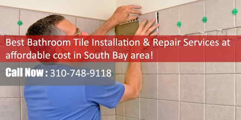 kitchen tile installation southbay