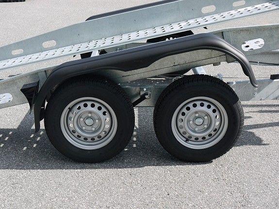 Böckmann AT 401927 Biltransporter med tilt dekk
