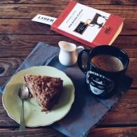 coffee cake all'albicocca