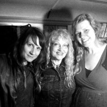 Lauryn, Laurel and Jana