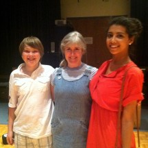 Stephanie Elkins and the Younger Hollands!
