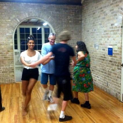 Austin Contra Dance