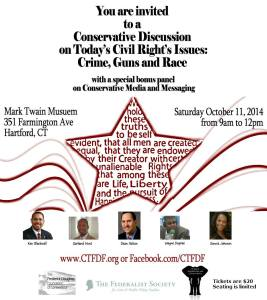 crime guns race forum 10-11-14