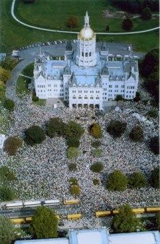 income tax protest oct 5th 1991