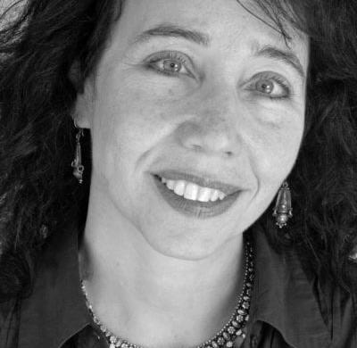 Judith Teitelman smiling