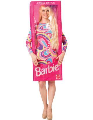 RASTA IMPOSTA Barbie Doll Box Costume