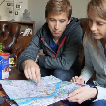 Deciding what to explore