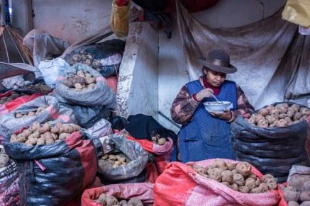 Potato Vendor