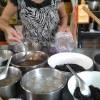 台南最大の朝市!民權路の東菜市市場で朝ごはん食べてきた