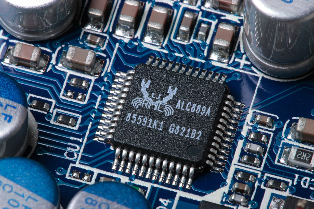 Elektronikk - kretser