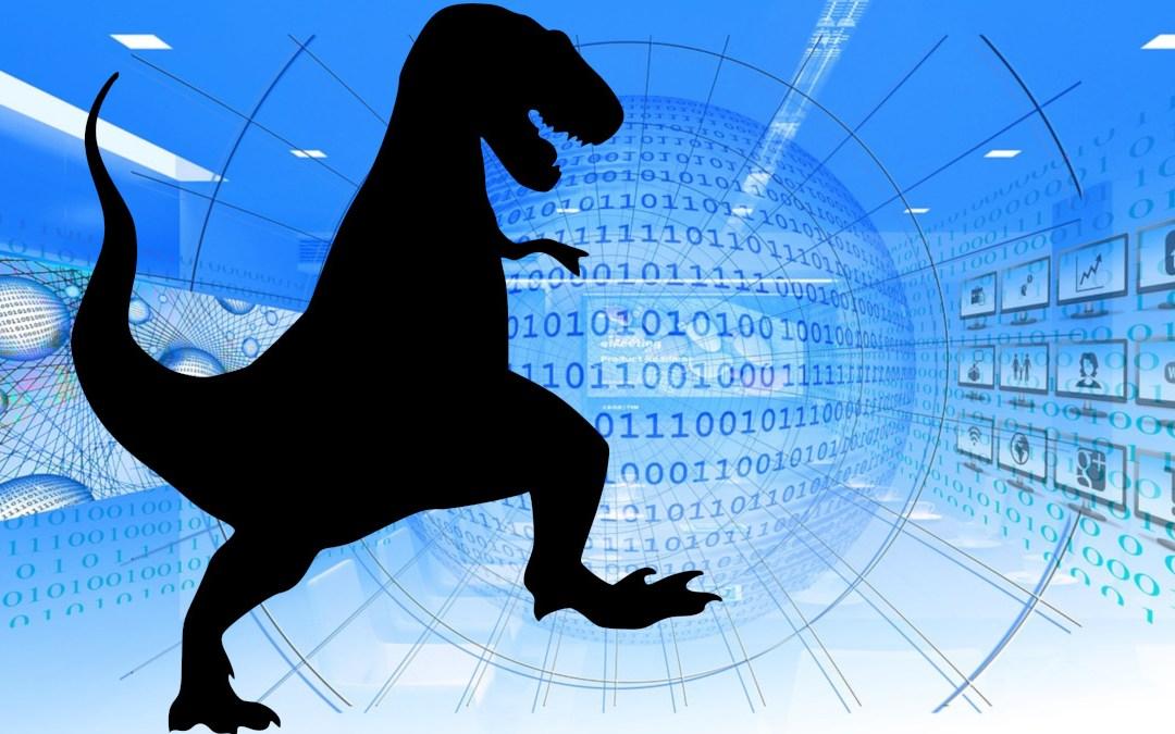 Fordelen med å være en dinosaur