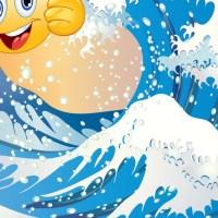 En tsunami av positivitet