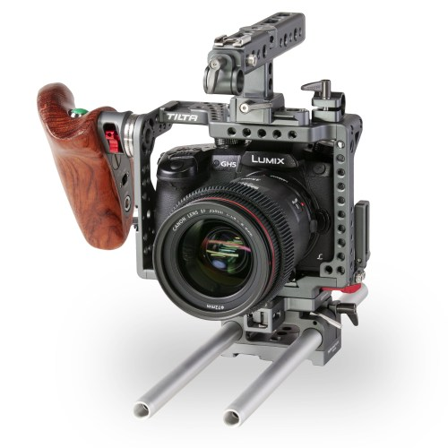 Panasonic Camera Cages