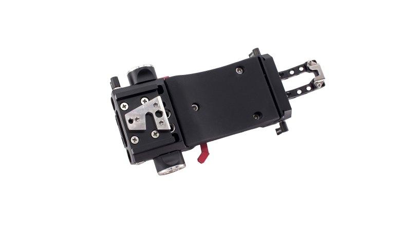 15mm LWS Quick Release Baseplate for Blackmagic URSA Mini