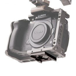 Tiltaing Manfrotto Quick Release Plate - Tilta Gray