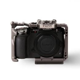 Full Camera Cage for GH Series - Tilta Gray