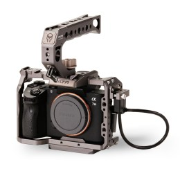 Tiltaing Sony a7/a9 Series Kit A - Tilta Gray