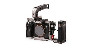 Tiltaing Sony a7/a9 Series Kit B - Tilta Gray